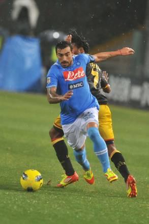 Napoli-Lecce 4-2