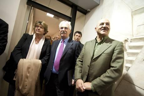 Camusso, Bonanni e Angeletti