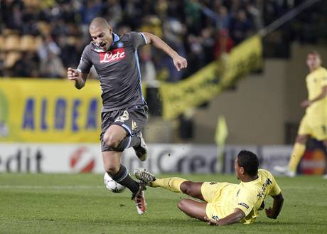 Champions, Napoli agli ottavi 2-0 al Villarreal