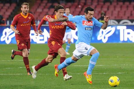 Napoli-Roma 1-3