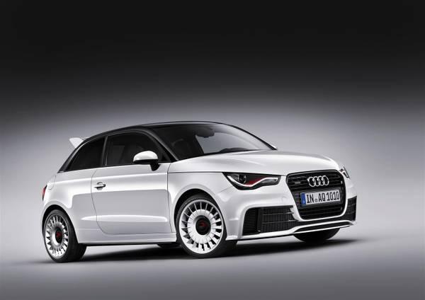 La nuova Audi A1 a trazione integrale