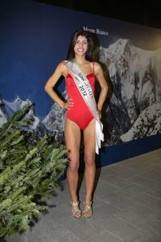 Ludovica, romana, 'Prima Miss dell'Anno' - Eletta a Courmayeur, va alle finali di Montecatini