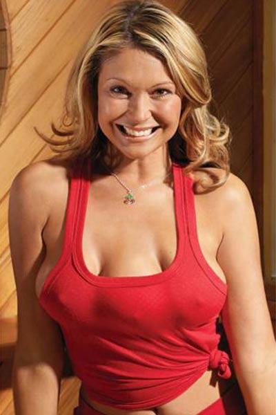 Sandra Lekowski la donna con 3 tette