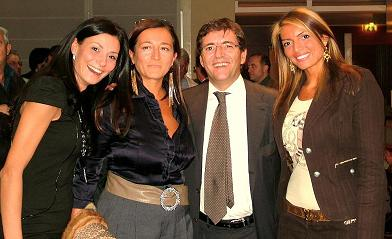 Emanuela Romano, Giusy Pascarella, Nicola Cosentino, Virna Bello