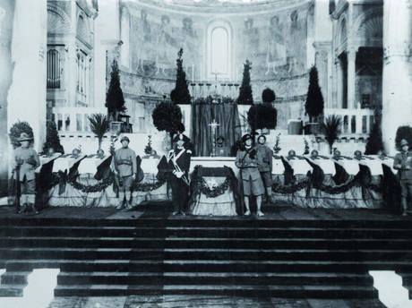Italia 150: a Trieste la mostra su milite ignoto