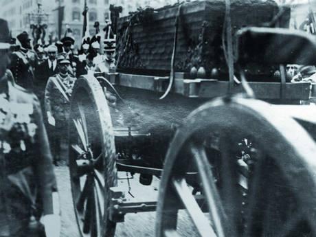 Italia 150 a Trieste la mostra su milite ignoto