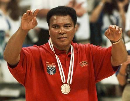 Muhammad Ali festeggia i 70 anni