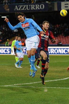 Napoli-Bologna 1-1