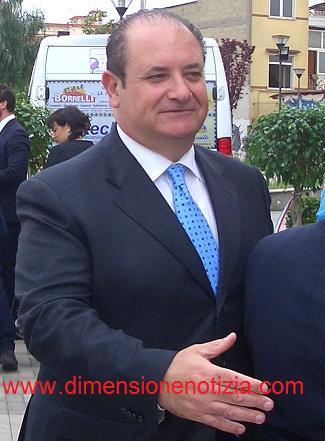 Sindaco di Volla (NA) Salvatore Ricci - nato il 08/04/1957 a Pollena Trocchia (NA)