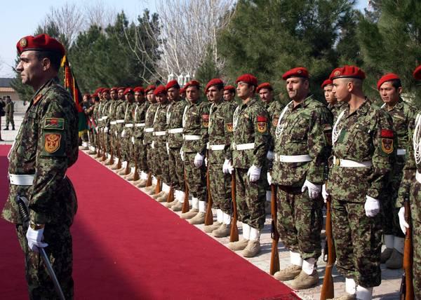 Mazar-e-Sharif, 2/a fase del passaggio consegne NATO-afghani
