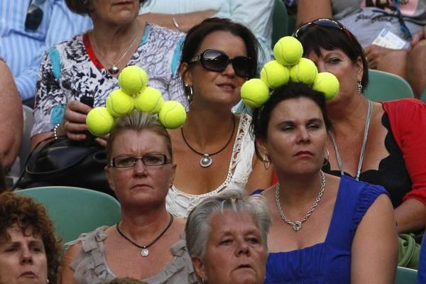Agli Australian Open: torneo che vai, stranezze che trovi