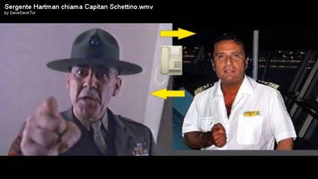 Comandante Schettino bersaglio del web