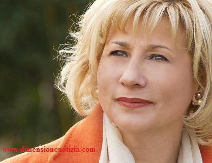 Rosa Praticò, candidata a sindaco di Volla (NA)