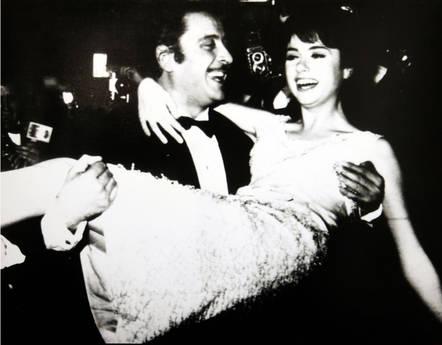 Domenico Modugno e Gigliola Cinquetti 1965