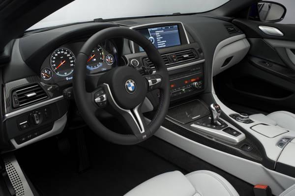 Bmw, con nuova M6 Coupe' si allarga famiglia delle sportive