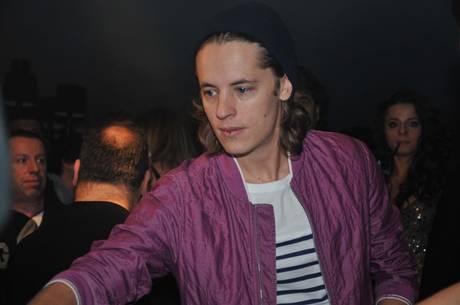 Pierre Sarkozy si e' esibito come Dj al Theatr Disco club di Viterbo, figlio del presidente francese