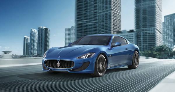 Fiat, tante novita' a Ginevra - Maserati GranTurismo
