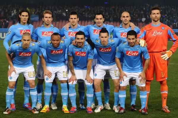 Napoli-Chelsea 3-1