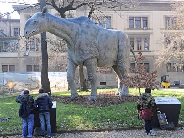 A Firenze la mostra Dinosauri in carne ed ossa