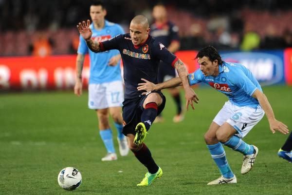Napoli-Cagliari 6-3