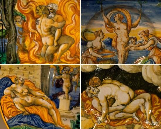 Il kamasutra del classicismo in mostra, in Germania, esposizione sulla cultura della sensualità