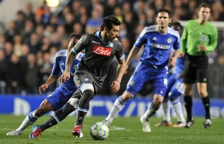 Passa il Chelsea, by by Napoli 4-1