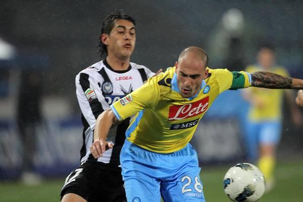 Udinese-Napoli 2-2 -
