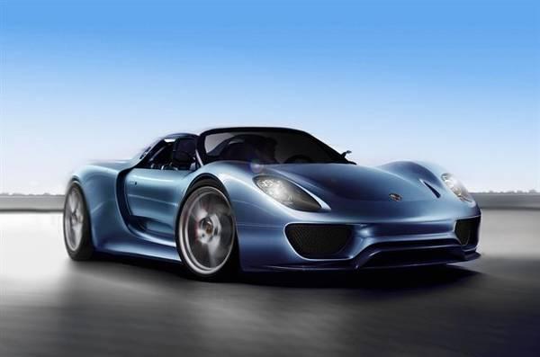 Vola su strada la nuova Porsche 918 Spyder, arriva a 100 all'ora in soli 2,8 secondi