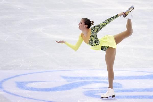 Carolina Kostner at world championships