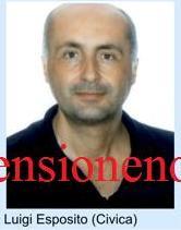 Candidato a sindaco di Volla (NA) Lista civica Luigi Esposito