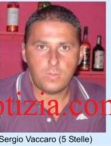 Candidato a sindaco di Volla (NA) 5 Stelle Sergio Vaccaro