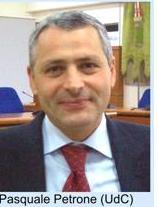 Candidato a sindaco di Volla (NA) UDC Pasquale Petrone