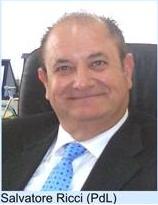 Candidato a sindaco di Volla (NA) PDL Salvatore Ricci