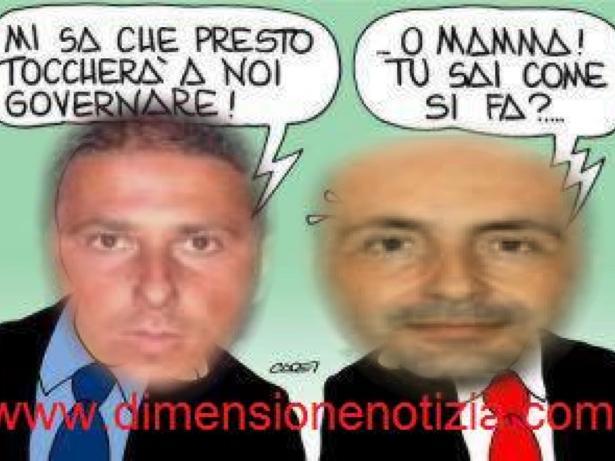 Volla - Vaccaro-Esposito: Governare, madonna mia e come si fa... ?