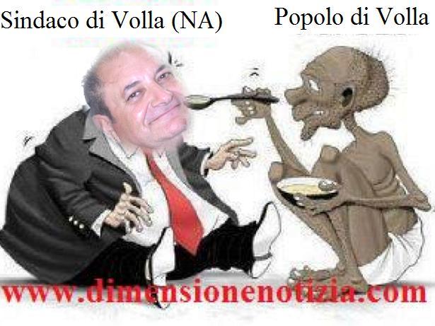 Salvatore Ricci: VIVA il popolo di Volla, viva la PAPPA