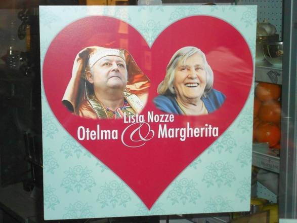 Lancia lista di nozze choc per coppie difficili - Otelma con Margherita Hack