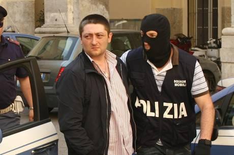 Otto arresti nel Casertano, anche il figlio di 'Sandokan'