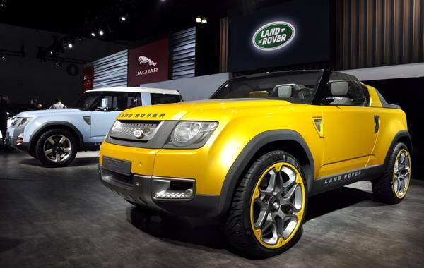 Per n.1 Jaguar Land Rover
