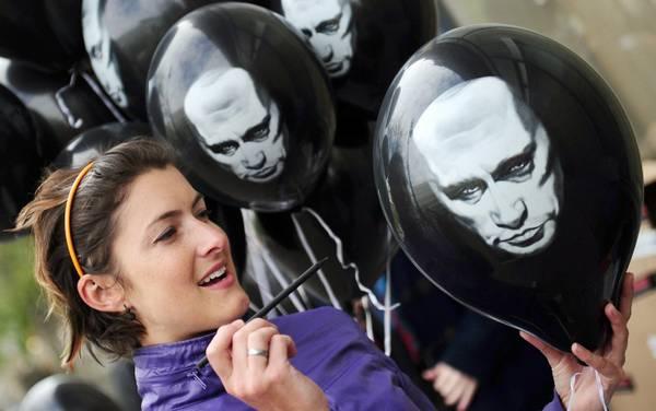 A Berlino proteste per la liberta' di informazione in Russia