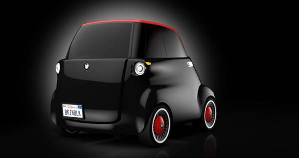 BMW Isetta si trasforma in eSetta