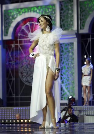 Eletta miss Bielorussia 2012 Julia Skalkovich, ha 20 anni