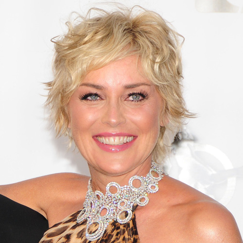 Sharon Stone bellissima