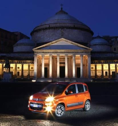 Nuova Fiat Panda in versione EasyPower Gpl-benzina