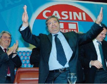 Salvatore Cuffaro era il primo eletto nel UDC, condannato per mafia
