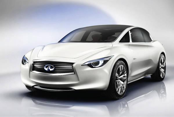 Infiniti, la nuova 'piccola' premium arrivera' nel 2014. Costruita a Graz da Magna Steyr Mercedes