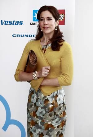 S. Corea: Maria, principessa di Danimarca, allo 'Yeosu Expo'