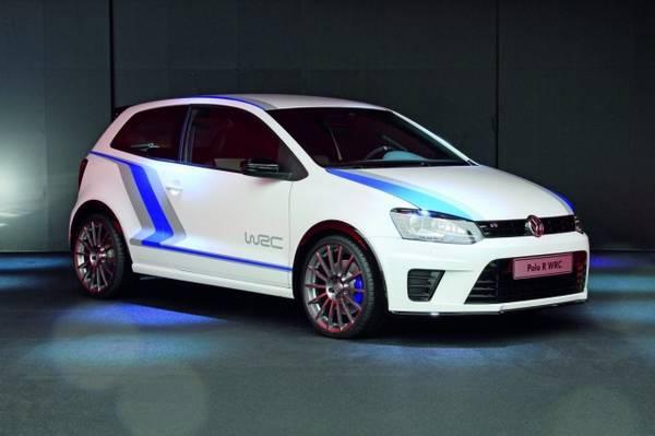 Volkswagen presenta concept Polo R WRC stradale