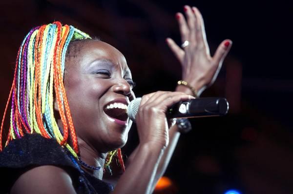 Spagna, 'Womad Multicultural Festival': la cubana Lucrecia