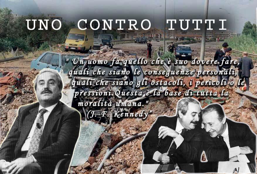 La strage 20 anni fa Falcone e Borsellino