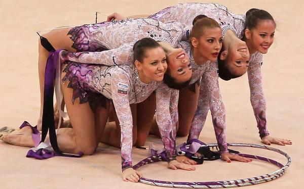 Russia, ginnastica ritmica: così termina la gara delle bulgare